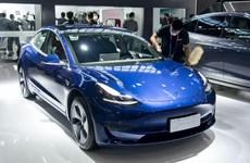 Tesla sẽ giảm giá bán mẫu ôtô điện Model 3 sản xuất tại Trung Quốc
