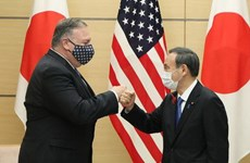 Chuyến công du của ông Pompeo xóa bỏ hoài nghi về quan hệ Mỹ-Nhật