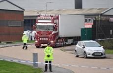 Vụ 39 thi thể trong xe tải ở Anh: Một đối tượng nhận tội