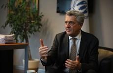 Người đứng đầu UNHCR Filippo Grandi nhiễm virus SARS-CoV-2