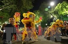 Tưng bừng phố đi bộ kỷ niệm 1010 năm Thăng Long-Hà Nội