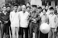 Nhớ ông Năm Xuân, nhà lãnh đạo đáng kính của Thông tấn xã Giải phóng