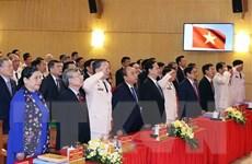 [Video] Đại hội Đại biểu Đảng bộ Công an Trung ương lần thứ VII