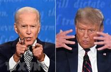 Tổng thống Trump, ứng viên Joe Biden âm tính với SARS-CoV-2