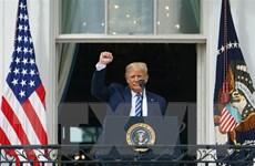 Bầu cử Mỹ: Tổng thống Trump nối lại chiến dịch tranh cử tại nhiều bang