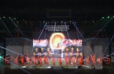 Chương trình nghệ thuật chào mừng Đại hội Đảng bộ Hà Nội thành công