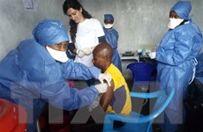 Mỹ phê duyệt thuốc điều trị Ebola bằng kháng thể của công ty Regeneron