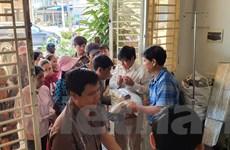 Khẩn cấp cứu trợ hàng trăm người gốc Việt bị lũ lụt tại Campuchia