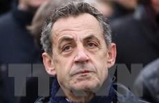 Cựu Tổng thống Pháp Nicolas Sarkozy bị buộc thêm tội danh mới