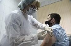 Nga: Điện Kremlin lo ngại về tình trạng lây nhiễm virus SARS-CoV-2