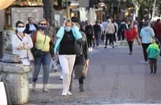 Điểm nóng châu Âu ghi nhận số ca mắc mới trong ngày cao chưa từng có