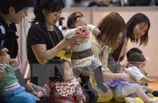 Nhật Bản lo ngại tỷ lệ sinh năm 2021 giảm mạnh do ảnh hưởng từ dịch