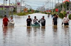 Campuchia: Lũ lụt gây thiệt hại nặng nề cho 19 tỉnh, 36 người tử vong