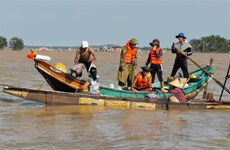 Chủ động kế hoạch xuất cấp hàng dự trữ quốc gia hỗ trợ dân vùng lũ