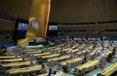 Tiếp tục nâng cao vai trò của Liên hợp quốc trong thời kỳ mới