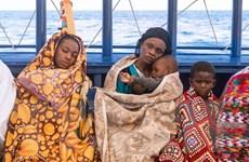 11 người di cư thiệt mạng trong vụ đắm thuyền ngoài khơi Libya
