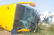 Tai nạn giao thông tại Nigeria khiến ít nhất 13 người thiệt mạng
