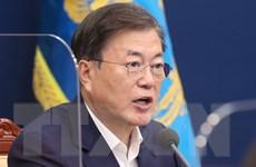 Hàn Quốc cam kết thúc đẩy biện pháp toàn diện để vực dậy nền kinh tế