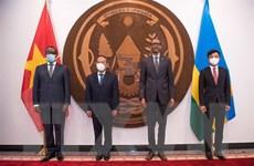 Rwanda muốn thúc đẩy hơn nữa quan hệ hợp tác hữu nghị với Việt Nam