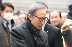 Hàn Quốc: Cựu Tổng thống Lee Myung-bak bị phạt 17 năm tù giam