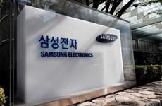Hãng sản xuất điện tử Samsung dự báo lợi nhuận quý 4 sụt giảm