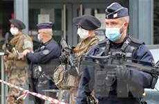 Lãnh đạo các nước bày tỏ đoàn kết với Pháp sau vụ tấn công bằng dao
