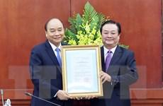 Thủ tướng trao quyết định bổ nhiệm Thứ trưởng Bộ NN&PTNT