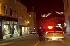 Canada: Tấn công bằng dao ở Quebec, bắt giữ một nghi can