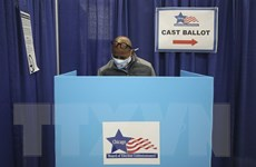Bầu cử Mỹ: Phương thức bỏ phiếu đa dạng khiến kết quả khó đoán