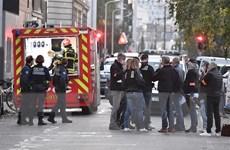 Tổng thống Pháp: Không thể dùng tranh biếm họa biện minh cho bạo lực