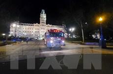Canada: Tấn công bằng dao đêm Halloween, ít nhất 2 người tử vong