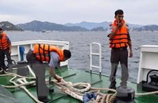 Thời tiết xấu gây khó khăn khi tìm kiếm 23 ngư dân mất tích trên biển