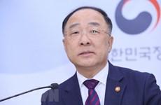 Tổng thống Hàn Quốc bác đề nghị từ chức của Bộ trưởng Tài chính