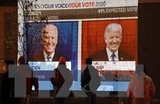 Bầu cử Mỹ: Hai ứng viên tổng thống lạc quan về kết quả cuối
