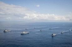 Chín quốc gia châu Mỹ tập trận hải quân chung UNITAS