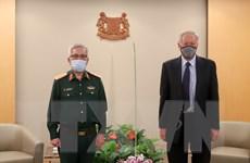 Việt Nam-Singapore chia sẻ quan điểm về an ninh thế giới, khu vực