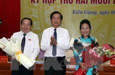 Kiên Giang tiến hành bầu Chủ tịch HĐND và Chủ tịch UBND