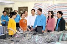 Hỗ trợ người lao động, nhân dân vùng lũ Hà Tĩnh, Phú Yên, Quảng Nam