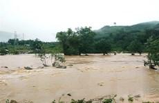Quảng Nam: Lũ trên sông đang xuống, vẫn còn nguy cơ sạt lở vùng núi