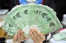 Nợ quốc gia của Hàn Quốc ở mức cao kỷ lục hơn 710 tỷ USD