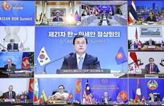 Hàn Quốc công bố chính sách mới tăng quan hệ chiến lược với ASEAN