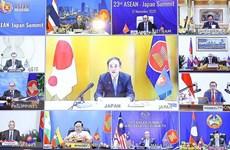 Thái Lan đề xuất trọng tâm mục tiêu, lĩnh vực hợp tác ASEAN-Nhật Bản