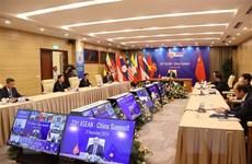 Thái Lan kêu gọi ASEAN-Trung Quốc hợp tác chống đói nghèo, thiên tai