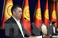 Thủ tướng Kyrgyzstan tuyên bố từ chức quyền tổng thống để ra tranh cử