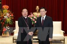 Đồng bào Công giáo nỗ lực góp phần vào sự phát triển của Thủ đô