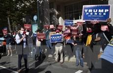 Mỹ: Nhiều nhóm lên kế hoạch biểu tình ủng hộ Tổng thống Trump