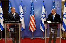 """""""Chủ nghĩa Donald Trump"""" liệu có biến mất ở Israel?"""