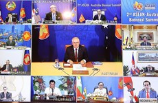 ASEAN-Australia chia sẻ mục tiêu duy trì hòa bình, ổn định Biển Đông