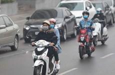Khu vực Bắc Bộ trời trở lạnh, Nam Bộ mưa dông rải rác