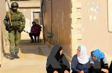 Ước mơ về cuộc sống hòa bình trên mảnh đất Syria